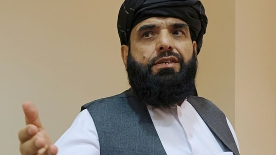 Taliban spokesman Suhail Shaheen said ETIM militants left Afghanistan after Doha Agreement.(REUTERS)