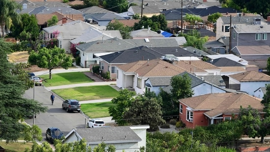 The trend adds challenges to would-be homebuyers, especially many first-time buyers already facing stiff competition for affordable homes at a time when the inventory of properties on the market is near all-time lows and prices continue surging.(AFP)