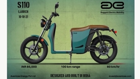 S110, designed based on detailed voice of customer, solves the major pain points of 2-wheeler owners, leading to a unique styling, which distinguishes it from existing two wheelers in the market, electric and petrol.