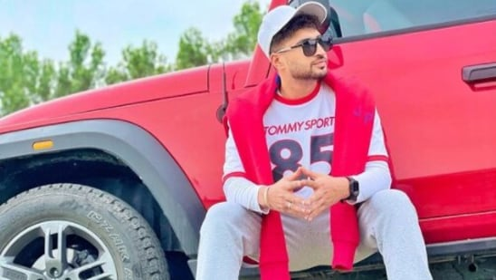 Jassie Gill washed cars in Australia.