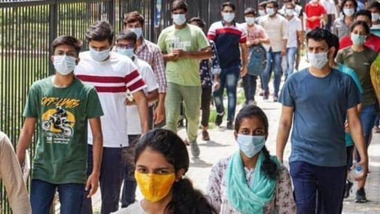 Candidates who applied for the test can download their admit cards from the official website of RSMSSB at recruitment.rajasthan.gov.in.(PTI file)