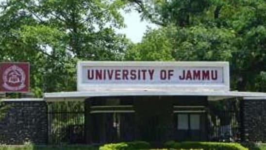 University of Jammu.(jammuuniversity.ac.in)