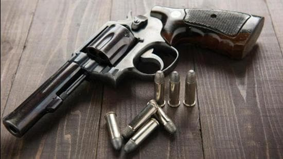 At least four bullets were fired and three of them hit the cable operator in his leg, waist, and chest, said police (Shutterstock)