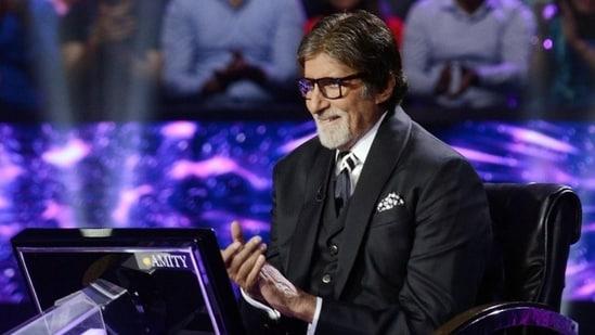 Amitabh Bachchan is the host of Kaun Banega Crorepati 13.