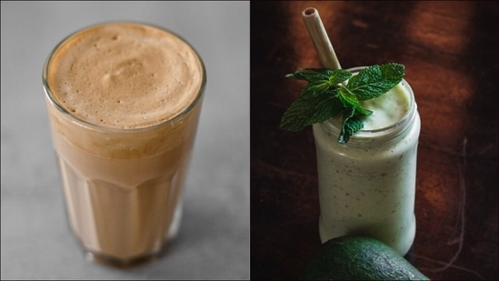 Recipe: Let Espresso & Date Smoothie or Java Green Smoothie be your sworn BFF(Abdul Sahid Khan, Head Trainer, Lavazza India)