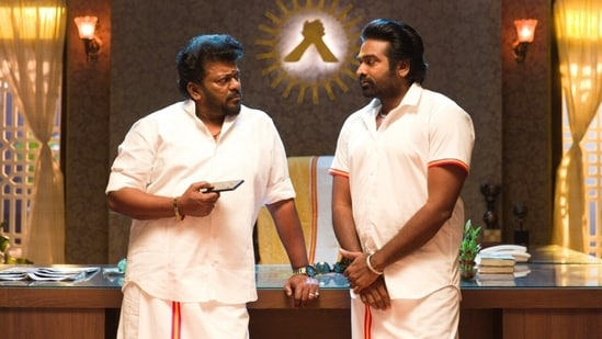 Tughlaq Durbar movie review: Vijay Sethupathi stars in a largely entertaining political comedy.