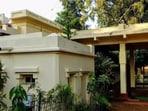 Visva Bharati Building. (HT ARCHIVE)