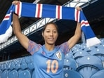 Bala Devi's ACL injury could shut her chances of playing the Asian Cup.(AIFF)