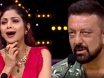 Sanjay Dutt shared a funny anecdote about his father Sunil Dutt on Super Dancer 4.