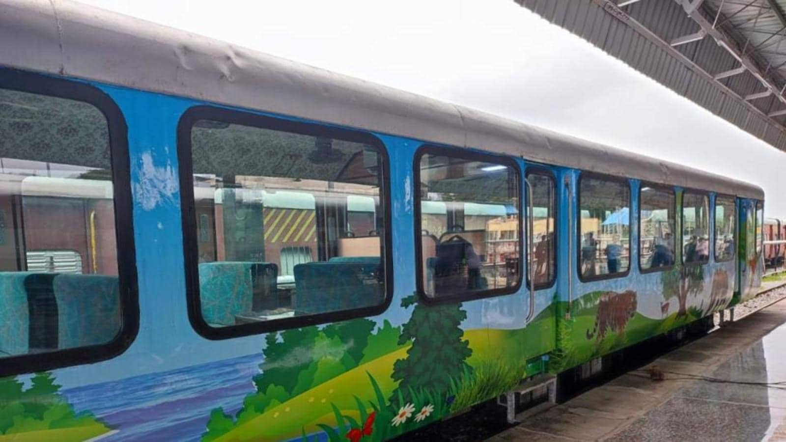 Uttar Pradesh's first toy train via Dudhwa likely to start its run soon