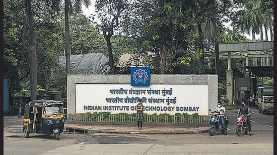 A senior official from IIT-Bombay said the institute is planning a special recruitment drive but details are not clear yet. (Pratik Chorge/HT PHOTO)