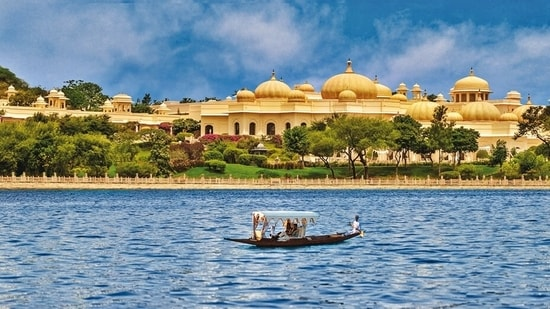 Udaivilas has huge historic importance and was the first Indian hotel to top the lists of world's best hotels