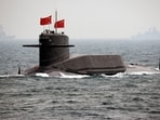 Tokyo has complained of numerous intrusions by Chinese vessels of its territorial waters. Pictured here is a Chinese nuclear submarine for representational purposes.(File Photo / REUTERS)