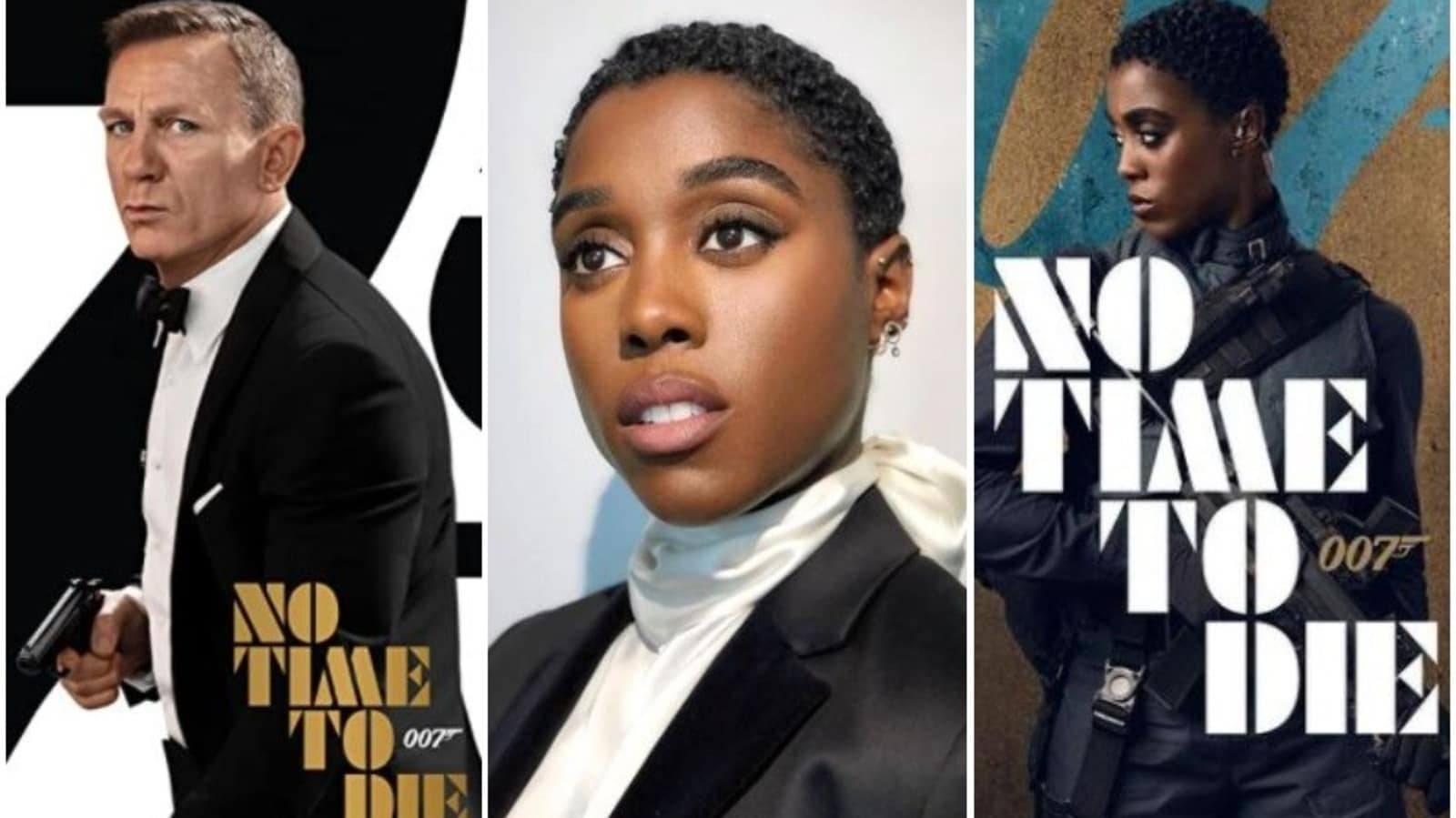 James Bond 'could be a man or woman' of any race or age, says No Time To  Die actor Lashana Lynch | Hollywood - Hindustan Times