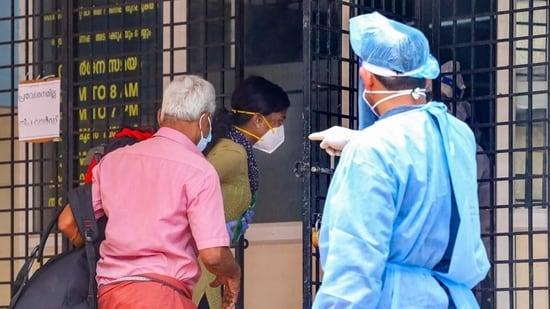 Kerala has so far reported 68 cases of Nipah virus. (PTI)(HT_PRINT)