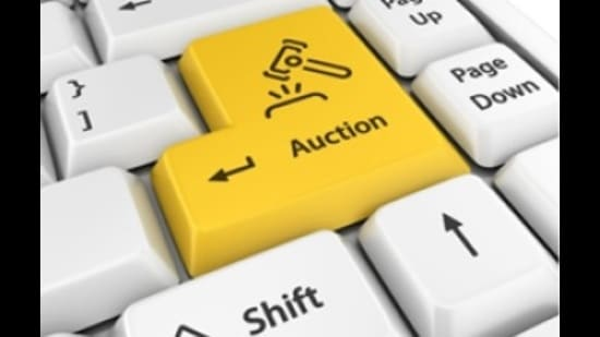 Registrations for the e-auction on September 26 can be done between September 14 and September 20 (Sourced)