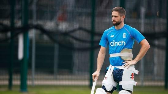 England's Chris Woakes(Action Images via Reuters)