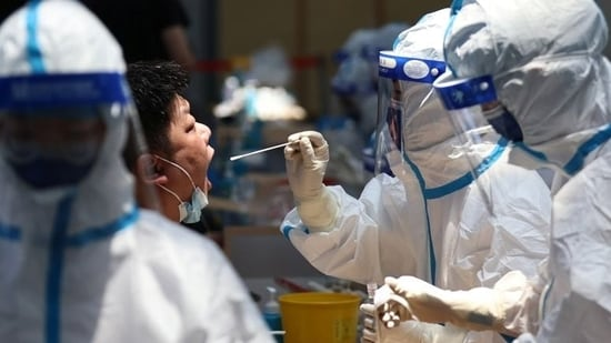 China's National Health Commission sent a special team to Putian after Covid-19 cases were reported.(Reuters File Photo)