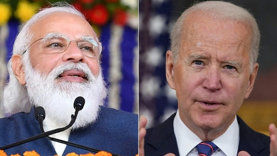 Prime Minister Narendra Modi and US President Joe Biden will meet later this month.(File Photo)