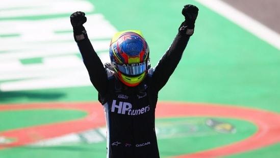 Piastri triumphs over Zhou, Daruvala finishes 5th in Monza