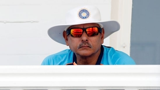 Shastri reacts to criticism over book launch event, says 'whole UK is open'(Action Images via Reuters)
