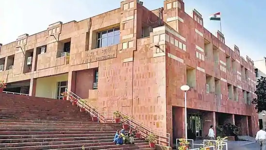JNUEE admit card released, download at NTA portal .(HT file)