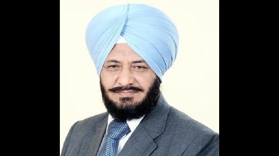 Congress MLA from Amargarh segment Surjit Singh Dhiman.