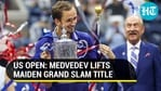 Russia's Daniil Medvedev wins US Open; ends Djokovic's calendar Grand Slam dream
