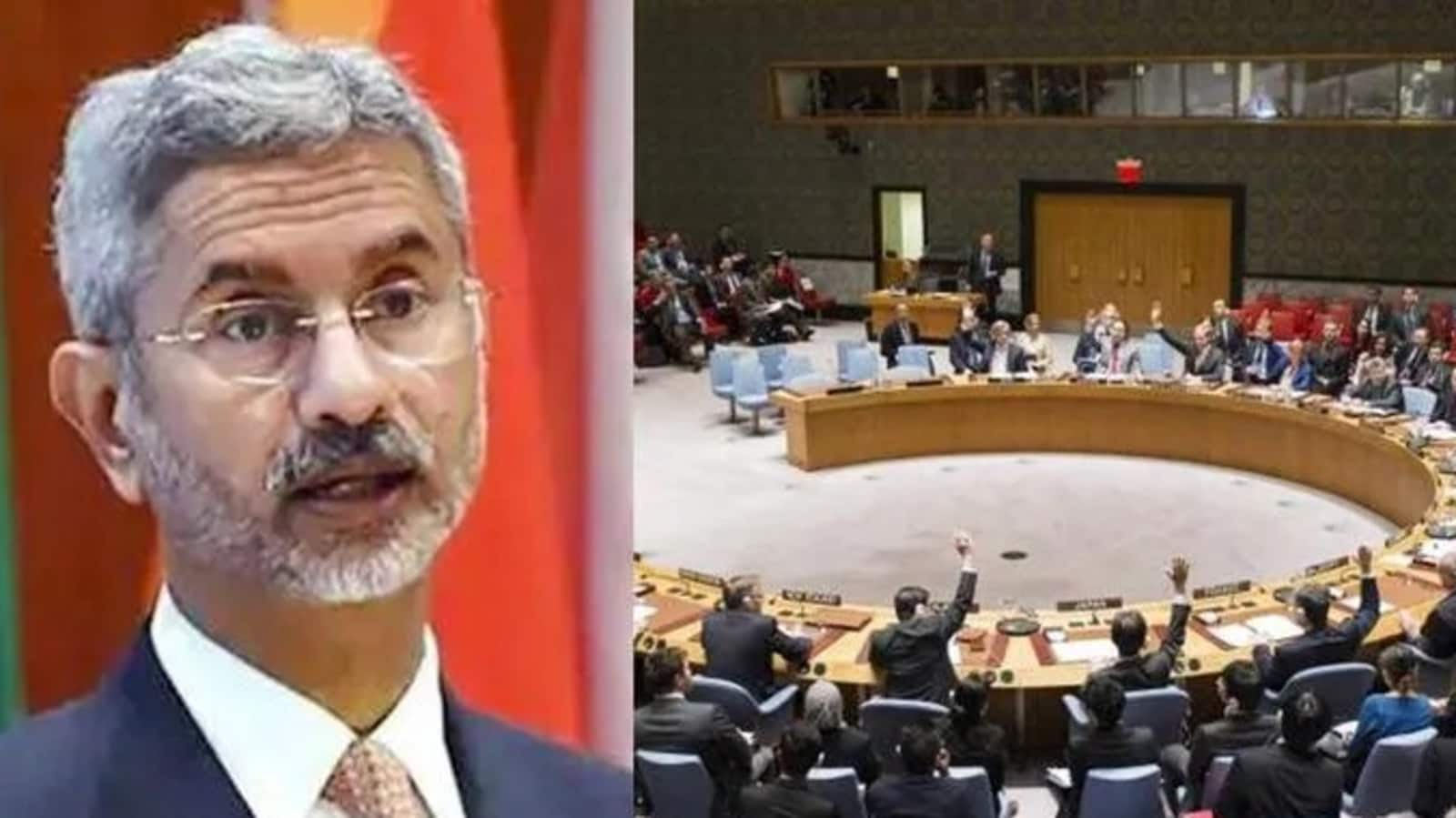 India stands by Afghan people, provided it has unfettered access: Jaishankar
