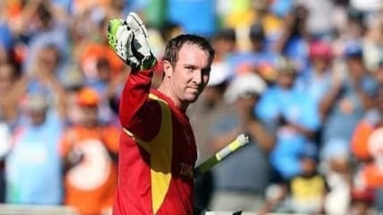 Zimbabwe great Brendan Taylor announces retirement from international cricket(TWITTER/BRENDAN TAYLOR)
