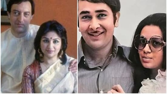 An old magazine cover featuring Kareena Kapoor's parents and Saif Ali Khan's parents has surfaced online.