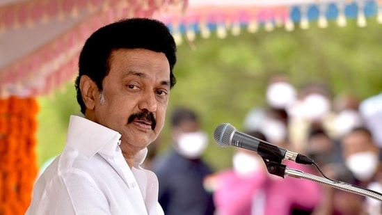 Tamil Nadu chief minister MK Stalin has said he will take up the NEET issue with his counterparts in other states.(PTI File Photo)