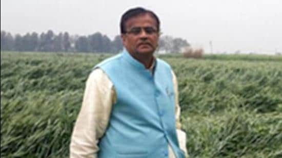 Haryana agriculture minister Om Prakash Dhankar said the government was functioning with full restraint and its priority was to ensure Karnal-like incidents didn't recur. (HT Photo)