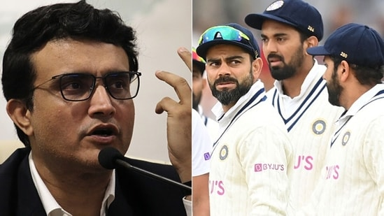Sourav Ganguly revealed that the players were 'dead scared'.(Getty Images)