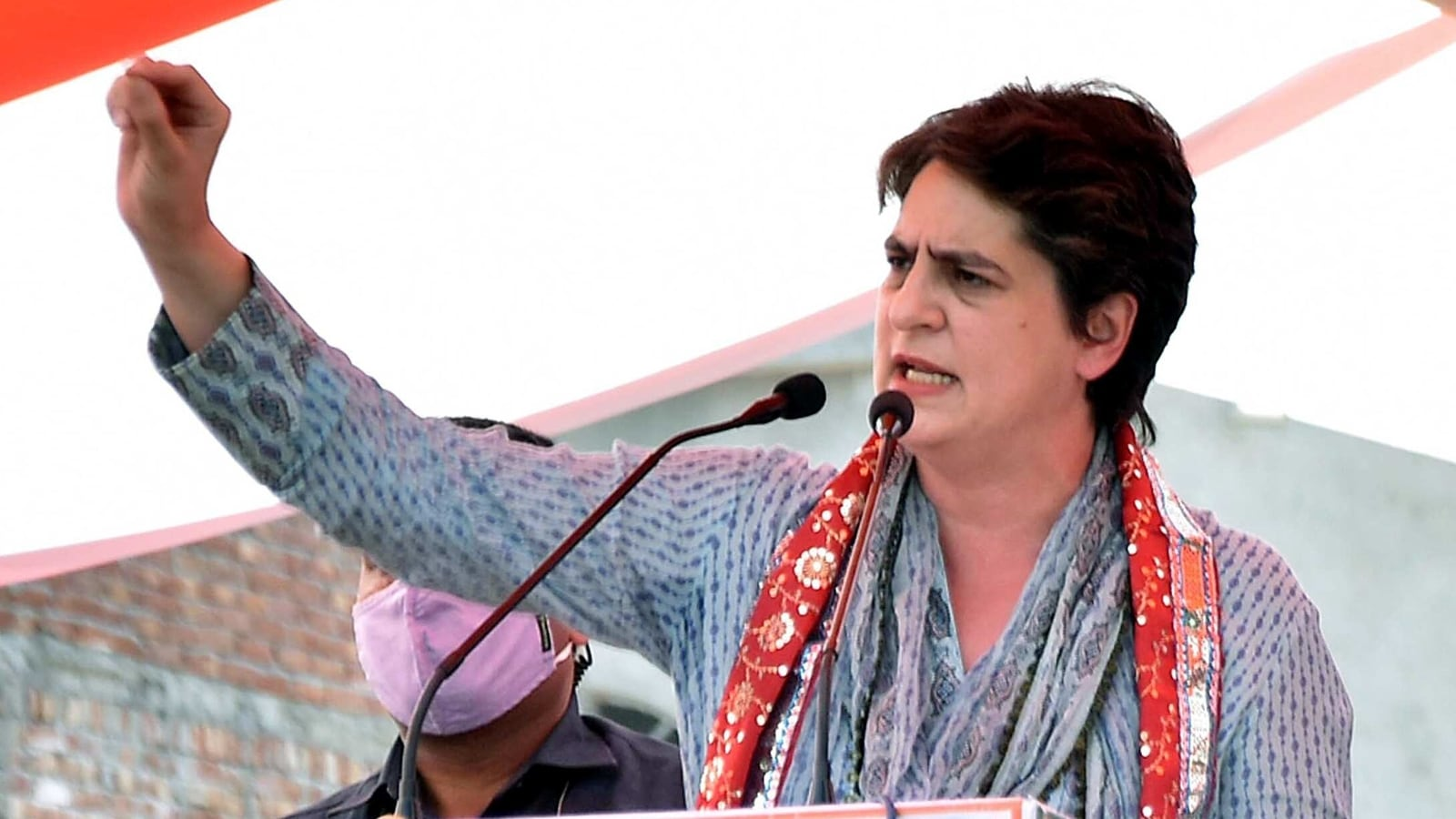 UP polls 2022: Expelled Congress leaders question Priyanka Vadra's leadership