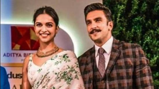 The 5 BHK (bedroom-house-kitchen) bungalow, spread across 9,000 square metres (sq m) of land in a village called Mapgaon in Alibag, will be Deepika Padukone and Ranveer Singh's second home. (HT File)