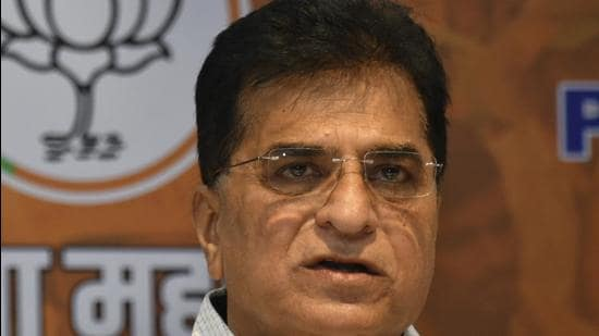 Earlier this week, rural development department min Hasan Mushrif, against whom Somaiya has levelled corruption allegations, too, had said that he will file Rs100-cr defamation suit against the BJP leader. (Hindustan Times)