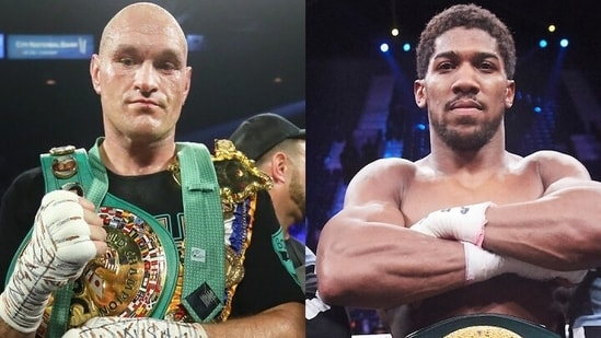 Anthony Joshua: I need to fight Tyson Fury(TWITTER)