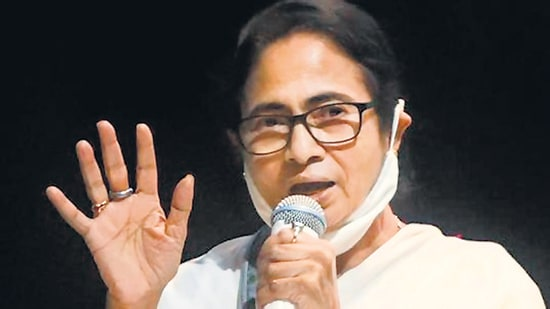 West Bengal chief minister Mamata Banerjee will contest the bypoll from Bhabanipur seat. (File photo)