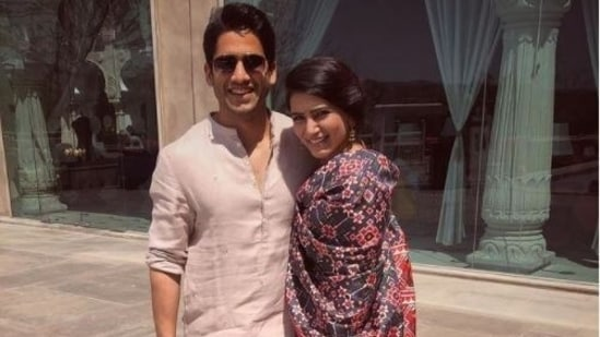 There has been much speculation of trouble in Samantha and Naga Chaitanya's relationship.