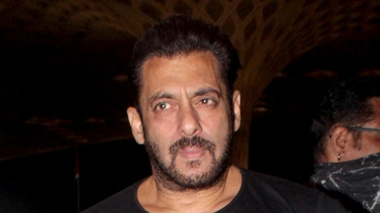 Salman Khan was most recently seen in Radhe Your Most Wanted Bhai and is now gearing up for his hit reality show, Bigg Boss.(PTI)