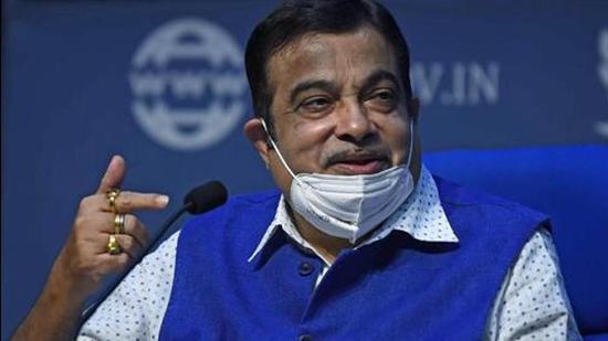 Nitin Gadkari said a Congress leader from Nagpur had once asked him to jump ship to Congress after Gadkari lost an election. (ANI Photo)