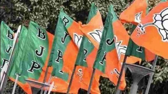 BJP's general secretary in J&K Ashok Kaul addressed a meeting of 'Aajivan Sahyog Nidhi' at the party headquarters in Jammu on Tuesday. (Image for representational purpose)