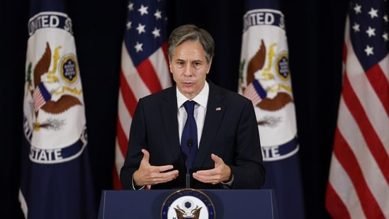 US secretary of state Antony Blinken said that they did not expect Afghanistan to collapse and fall into the hands on Taliban in a matter of 11 days.