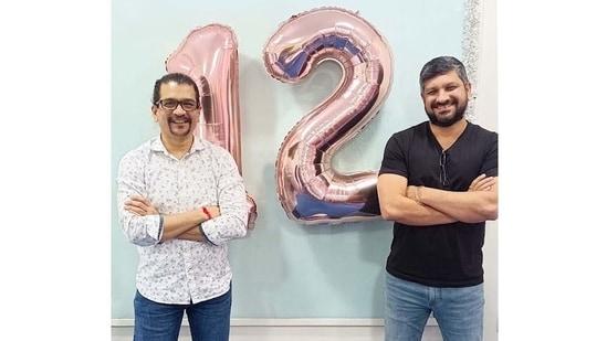 Samir Chabukswar and Prasadd Bartakke