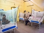 Out of these 97 cases, around nine dengue patients are admitted to hospitals at present. Saran told ANI,