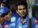File Photo of DC assistant coach Mohammad Kaif. (Twitter)