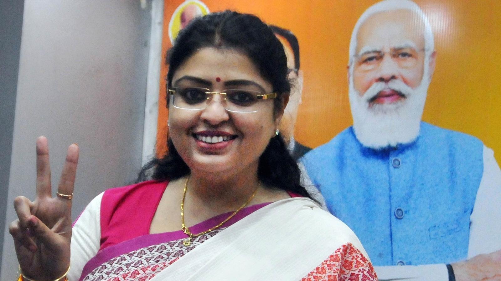 'Complete lie': BJP's Priyanka Tibrewal to EC on notice on Covid norm violation