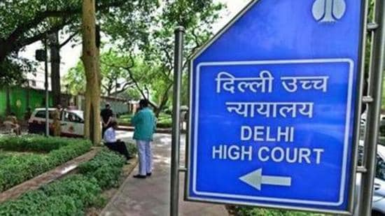 The Delhi high court was also informed that the main organiser, lawyer Ashwini Upadhyay, has already been granted bail. (HT Archive)