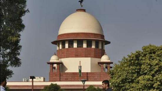 The Supreme Court. (HT file photo)